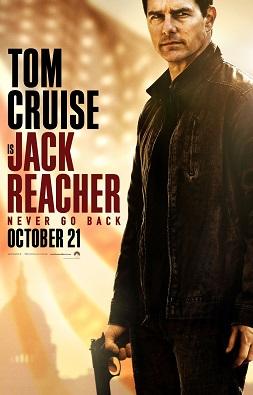 Quick Review: Jack Reacher Never GoBack