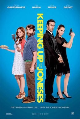 Keeping Up with the Joneses Review