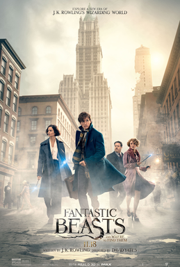 Fantastic Beasts Review (and Happy Thanksgiving!!)