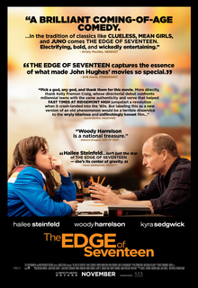 Quick Review: The Edge of Seventeen