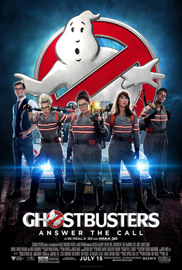 Reviews from the Vault: Ghostbusters (2016)