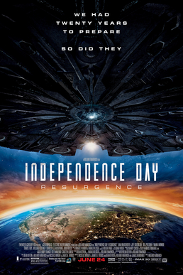 Reviews from the Vault: Independence Day Resurgence
