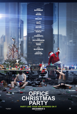 Office Christmas PartyReview