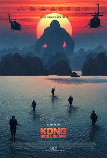Quick Review: Kong SkullIsland