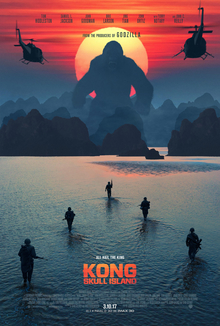 Quick Review: Kong Skull Island
