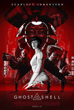 Quick Review: Ghost in the Shell (2017)