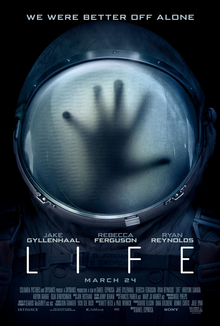 Life (2017) Review (and Happy Easter!!)