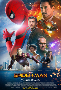 Quick Review: Spiderman Homecoming