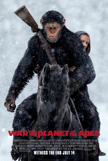 Quick Review: War for the Planet of the Apes