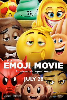 The Emoji Movie Review (A Fridge LogicSpecial!)