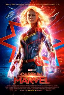 Captain Eh? Captain MarvelReview
