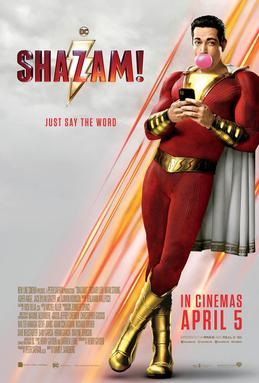 Captain SHAMAM! Us and ShazamReview
