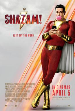 Captain SHAMAM! Us and Shazam Review